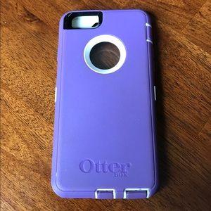 iPhone 6, 7, 8 otterbox case
